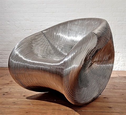 solid rocker by ron arad
