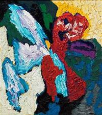 fallen wings by karel appel