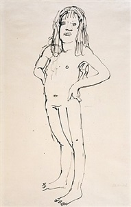 recent acquisitions by oskar kokoschka