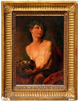 the young bacchus by giovanni antonio pellegrini