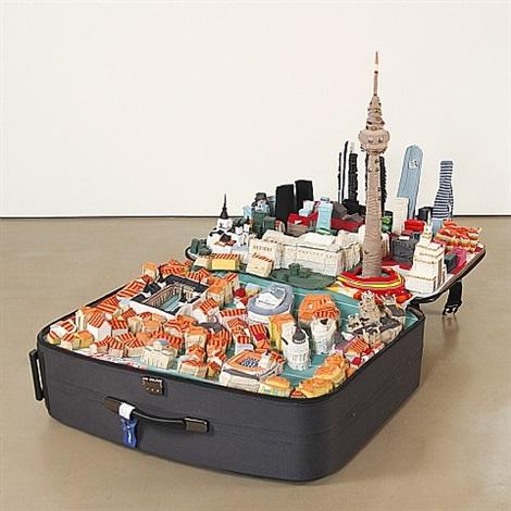 portable city: madrid by yin xiuzhen