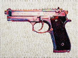 the gun in roses by lisa alonzo