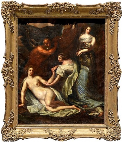 time revealing truth and justice by carlo maratta