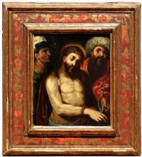 ecce homo by agostino carracci