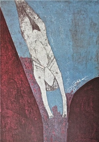 the signs exist ii by rufino tamayo