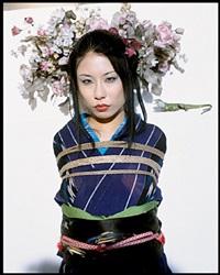bondage series by nobuyoshi araki