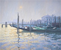 venice morning mist by nicholas verrall