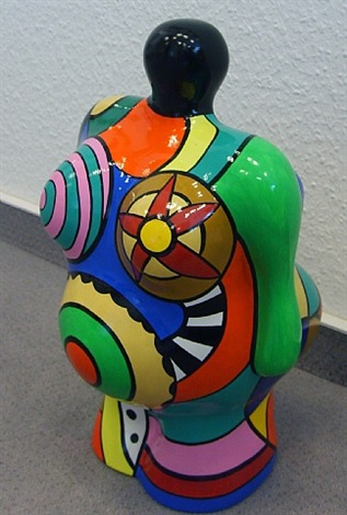 californian nana by niki de saint phalle