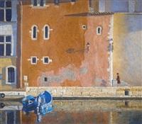 martiques, 'venise provence' by nicholas verrall