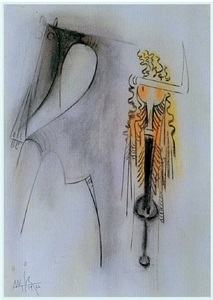 works on paper 2013 by wifredo lam