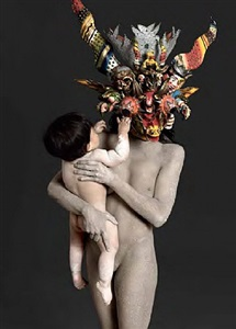 untitled, from series mitologías by isabel muñoz