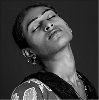 untitled, from series hijras by isabel muñoz