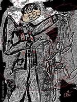 the puppeteere / der puppenspieler by jacqueline ditt