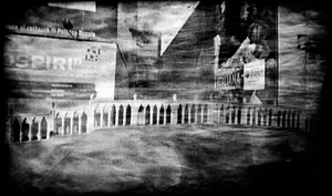 "pinhole 018/ ponte dei sospiri, venezia, 8'00"" by laura fiorio"