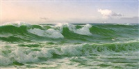 rolling and foaming by david james