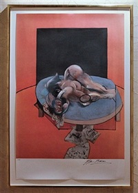studies of the human body by francis bacon