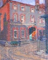the lamb inn, wallingford by nan hudson