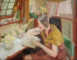 interior by ruth doggett
