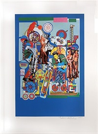 jazz by sir eduardo paolozzi