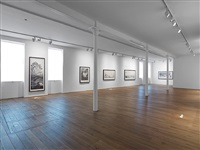 installation view of the exhibition peter liversidge: doppelgänger, ingleby gallery by peter liversidge