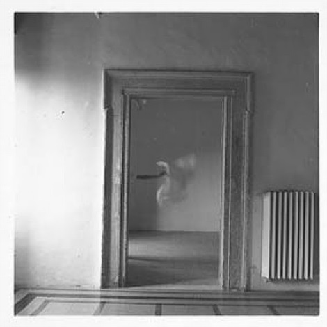 from angels series, rome, italy, (i.127.5) by francesca woodman