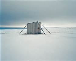 kinnvika. hut vi by alex hartley
