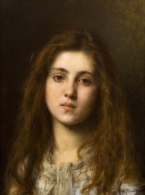 girl from krasnodar by alexej alexejewitsch harlamoff