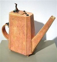 teapot by william yonker