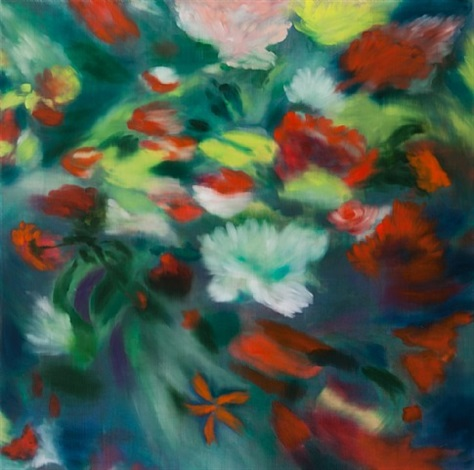 maybe listen by ross bleckner
