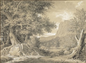 byblis transformée en fontaine by pierre henri de valenciennes