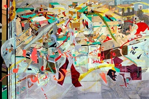 broken city by alejandro ospina