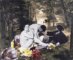 picnic con pollos by vicky neumann