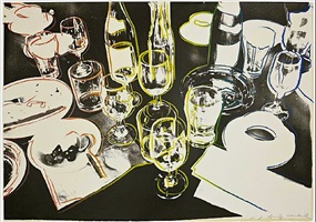 after the party by andy warhol