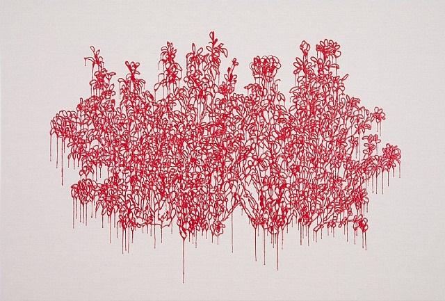 red rose viii by andrew millner