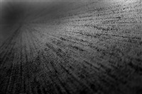 beginning or end (detail) by idris khan