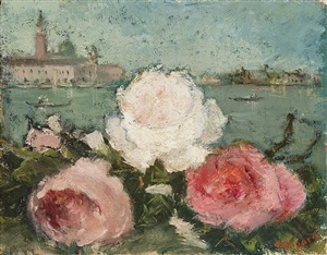 rosen in venedig by dietz edzard