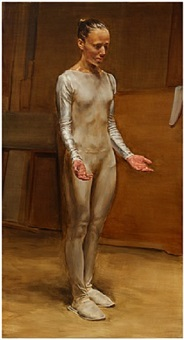 the virgin by michaël borremans