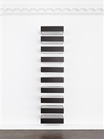 untitled (bernstein 90-11) by donald judd