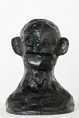 the philosopher by george condo
