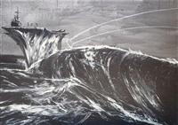 al mar con lo que no queremos by josé bedia