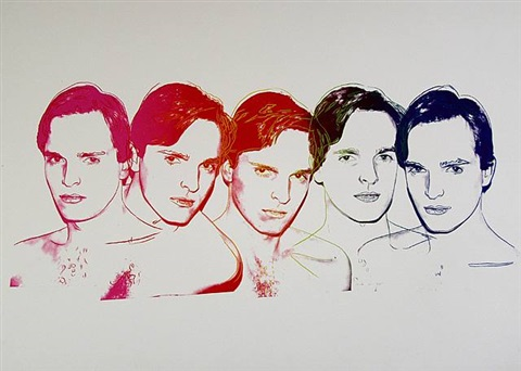 miguel bose by andy warhol