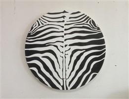 b/ w zebra by vincent szarek