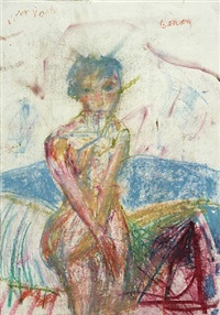 venus i by john bellany