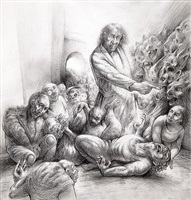 legion by peter howson