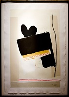 america - la france variations iv by robert motherwell