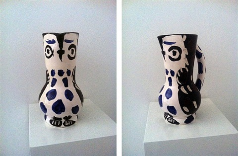 hibou (owl) by pablo picasso