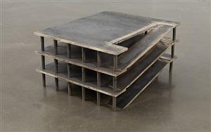 parking garage (m) by rita mcbride