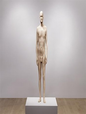 standing man by richard dupont
