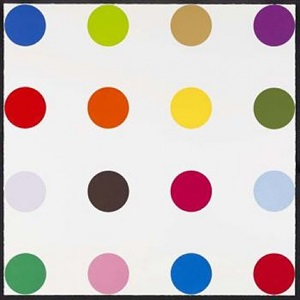 cocarboxylase by damien hirst