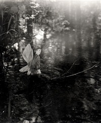 untitled 7, from the series of 'a bunch of fairies' by hernan bas